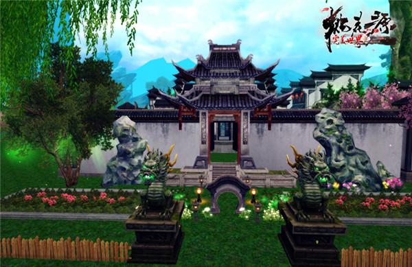 图片: 图11:古风建筑彰显中国底蕴.jpg