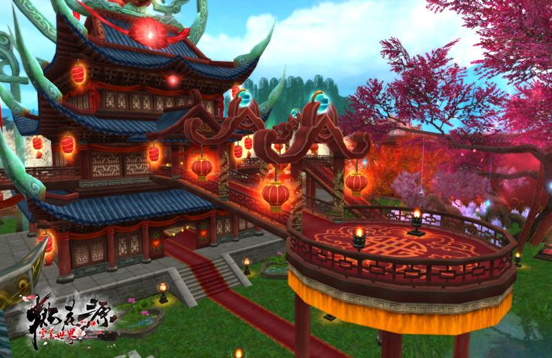 图片: 图6:中式宫殿红墙绿瓦.jpg