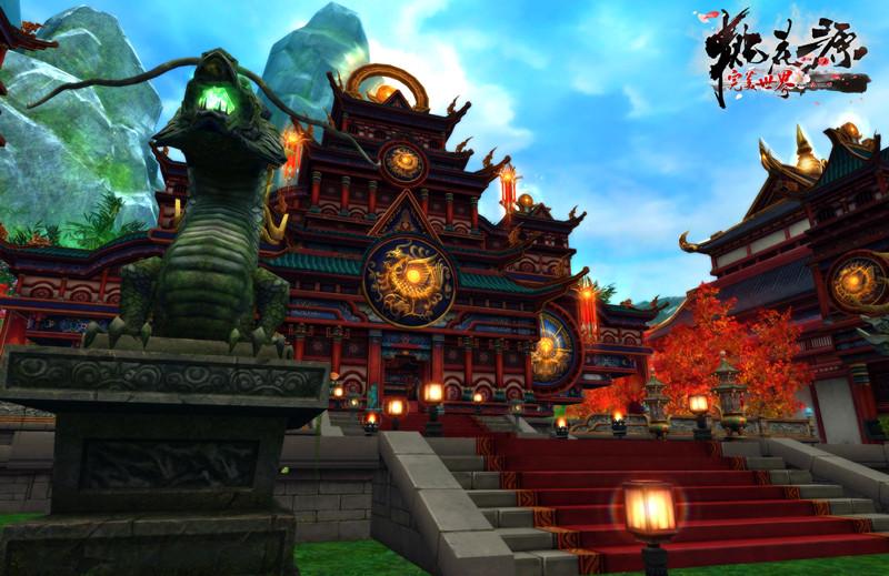 图片: 图3:红墙绿瓦宫廷风.jpg